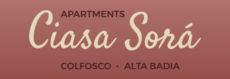 Holiday Farm  Ciasa Sorà Logo