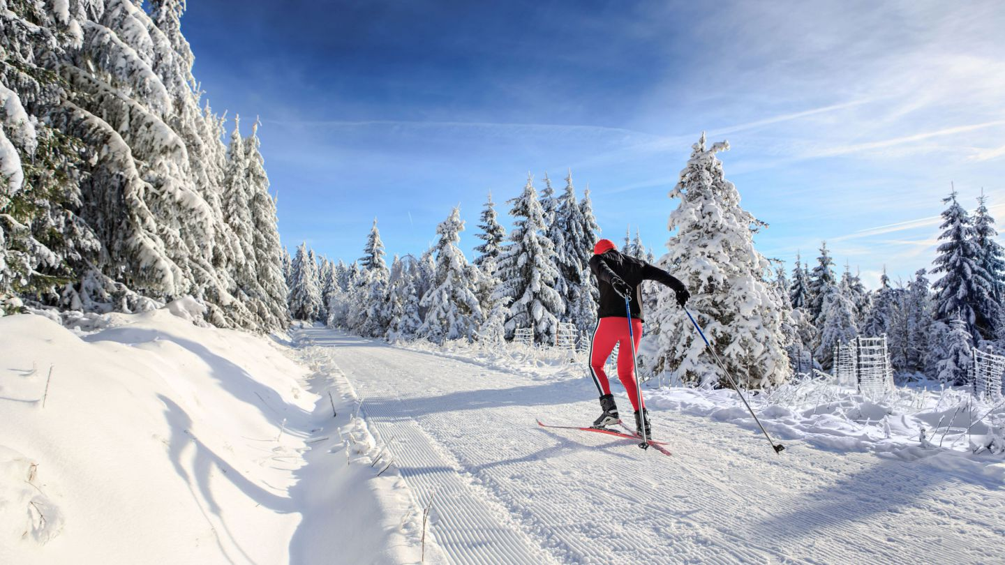Picture: Skiing, snowboarding and cross-country skiing in Alta Badia